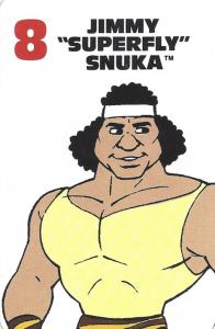 1985 WWF Hulk Hogan's Rock'N'Wrestling Card Game