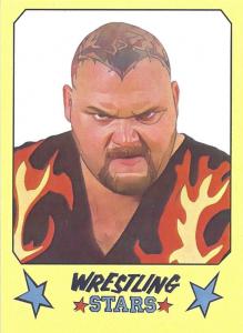 2021 75 Kings Wrestling Art