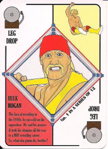 2021 Kevin Gust Wresting Art Cards Series 1