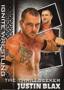 2021 Ignite Wrestling Cards