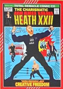 2021 Total Debacle Wrestling Cards