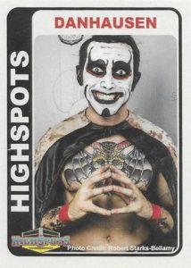 2018-2021 HighSpots Wrestling Cards
