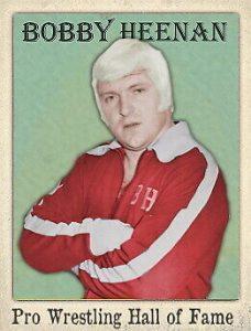 2021 LJA Cards On Demand Wrestling Hall Of Famers