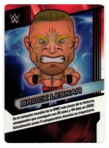 2016 WWE Panini Action Cards (Spanish)