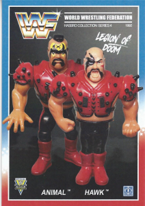 2021 WWF Ultimate Hasbros Collectors Cards (UK)